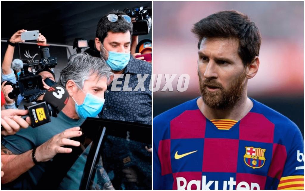 บาร์ซ่าในอนาคต กับ Lionel Messi