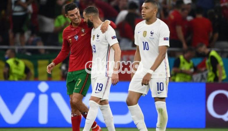 เสมอกับฝรั่งเศส โปรตุเกส หนึ่งในทีมอันดับสามที่ดีที่สุด